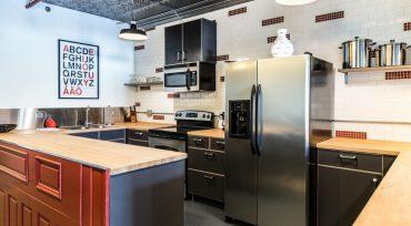 Flat 2 - Kitchen