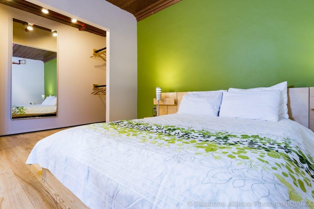 Flat 4 - Bedroom